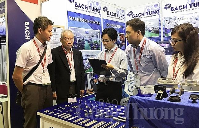 33 doanh nghiep nhat ban ket noi kinh doanh voi doanh nghiep cong nghiep ho tro viet