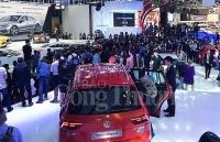 88000 luot khach tham quan trong 2 ngay dau vietnam motor show 2018