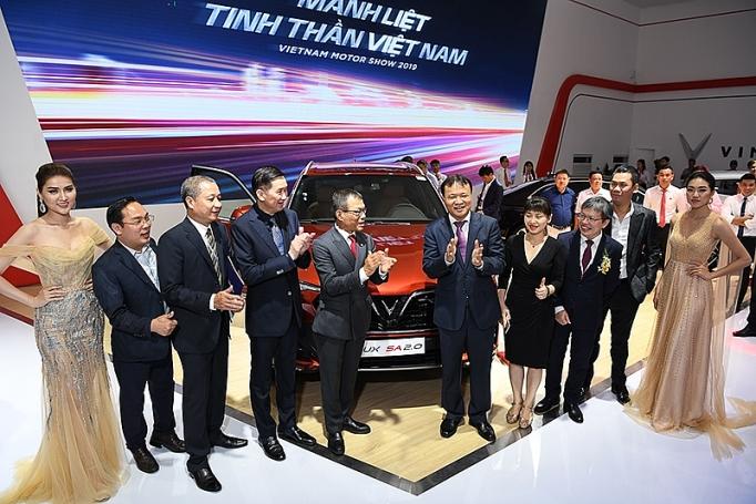 ky vong kich cau thi truong o to cuoi nam qua vietnam motor show 2019