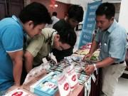TP.Hồ Chí Minh: Hàng giả, hàng nhái tập trung tại các chợ trung tâm
