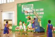 Khởi tranh giải bóng rổ học sinh TP. Hồ Chí Minh - Cup Nestlé Milo 2016