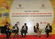 Công nghiệp thực phẩm Việt Nam: Tiềm năng cho giới đầu tư