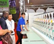 VTG 2016: Hội tụ máy móc tiên tiến nhất cho ngành may mặc Việt Nam