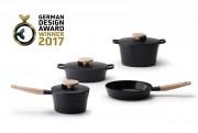 Bộ nồi Lock&Lock Minimal Series đạt giải thưởng German Design Award 2017