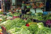 Thị trường rau xanh TP. Hồ Chí Minh bình ổn trở lại