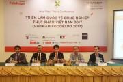 Vietnam Foodexpo 2017: Cầu nối giao thương cho doanh nghiệp công nghiệp thực phẩm