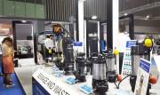 Khai mạc triển lãm chuyên ngành cấp thoát nước, xử lý nước thải tại Việt Nam