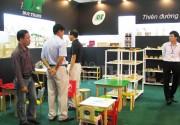 Doanh nghiệp ngành gỗ đang chiếm lĩnh thị trường nội địa