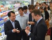 Quảng bá thực phẩm Pháp đến người tiêu dùng Việt Nam
