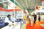 Vietnam Expo 2017 tại TP. Hồ Chí Minh thu hút 750 doanh nghiệp tham gia