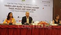 vietnam foodexpo 2018 mang den co hoi hop tac giao thuong cho doanh nghiep