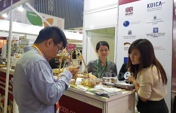 du an shetrades ho tro doanh nghiep nu tiep can thi truong qua vietnam foodexpo 2019