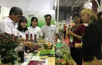 du an vced ho tro hop tac xa viet nam phat trien thi truong qua vietnam foodexpo 2019