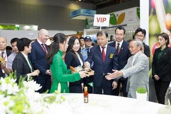 pan mang san pham nong nghiep thuc pham chat luong toi vietnam foodexpo 2019