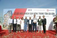 indochina kajima du kien mo them loat khach san cao cap khap viet nam
