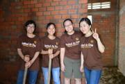 UPS Việt Nam hướng về cộng đồng trong 'Tháng tình nguyện toàn cầu lần thứ 14'