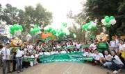Gần 500 nhân viên Manulife tham gia Cuộc chạy vì trẻ em Hà Nội