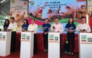 TP. Hồ Chí Minh công bố gần 350 điểm bán thịt heo có truy xuất nguồn gốc