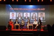 Thanh toán không dùng tiền mặt đang phổ biến ở Việt Nam
