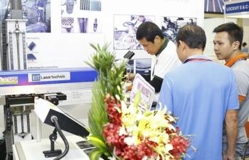 hon 300 doanh nghiep tham du trien lam may moc san pham cong nghiep viet nam