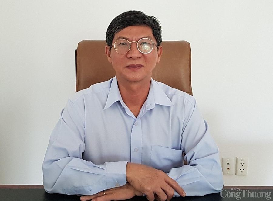 Ông Trương Đình Hòe - Tổng thư ký VASEP