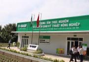 BASF khánh thành Trung tâm thực nghiệm và chuyển giao kỹ thuật nông nghiệp