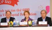 VinaCapital Foundation mừng trái tim thứ 6.000 được hồi sinh tại Việt Nam