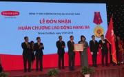 Công ty Dai-ichi Việt Nam đón nhận Huân chương Lao động hạng Ba