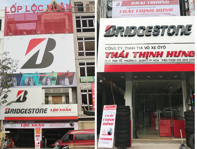 Bridgestone lập kỷ lục khai trương cùng lúc 6 trung tâm dịch vụ