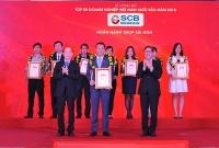 scb nam trong top 50 doanh nghiep xuat sac nhat viet nam 2018