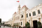 AkzoNobel Việt Nam tài trợ 3.000 lít sơn tân trang tòa nhà UBND TP. Hồ Chí Minh