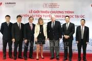 """Dai - ichi Life Việt Nam giới thiệu """"Quyền ưu tiên tuyển sinh du học tại Úc"""""""