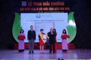 Nu Skin Việt Nam nhận giải thưởng sản phẩm vì sức khỏe cộng đồng