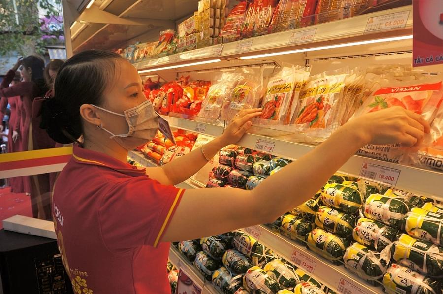 VISSAN khai trương cửa hàng thực phẩm tại Gò Vấp