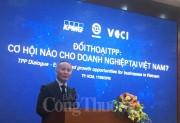 Đối thoại TPP – Cơ hội nào cho doanh nghiệp tại Việt Nam?