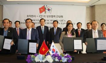 Năm 2016, CJ đã giải ngân 500 triệu USD vốn đầu tư vào Việt Nam