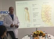 ACC khai trương phòng khám chuyên khoa trị liệu thần kinh cột sống tại TP. Hồ Chí Minh