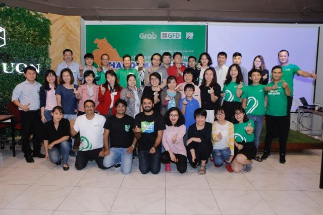 Grab hỗ trợ phát triển toàn diện hệ thống bản đồ của Việt Nam