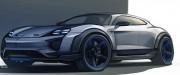 Porsche Mission E Cross Turismo: Dòng xe điện thể thao mang phong cách sống năng động