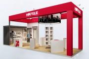 Häfele giới thiệu giải pháp toàn diện về phụ kiện cho khách sạn