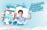 Nestlé ra mắt sản phẩm sữa tươi tiệt trùng mới
