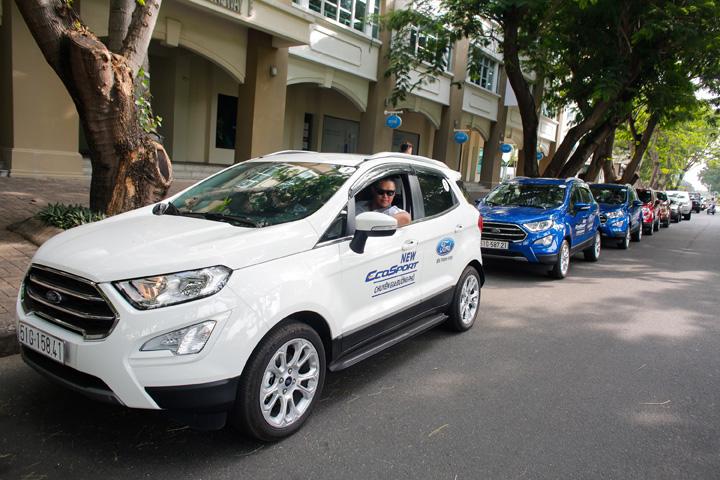 Trải nghiệm thực tế cùng Ford EcoSport mới