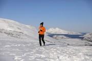 Người phụ nữ Việt Nam đầu tiên chinh phục thành công cự ly 42km tại Cuộc thi Marathon Bắc Cực