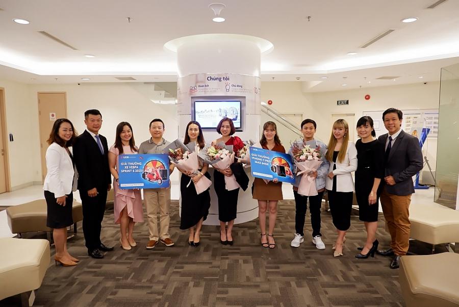 UOB Việt Nam khuyến khích khách hàng thanh toán không tiền mặt