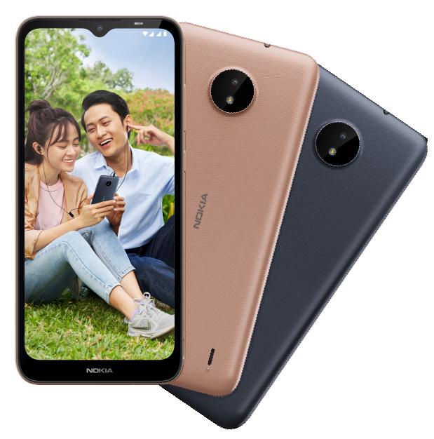HMD Mobile Việt Nam ra mắt Nokia C20 - Chiếc smartphone đậm chất Phần Lan