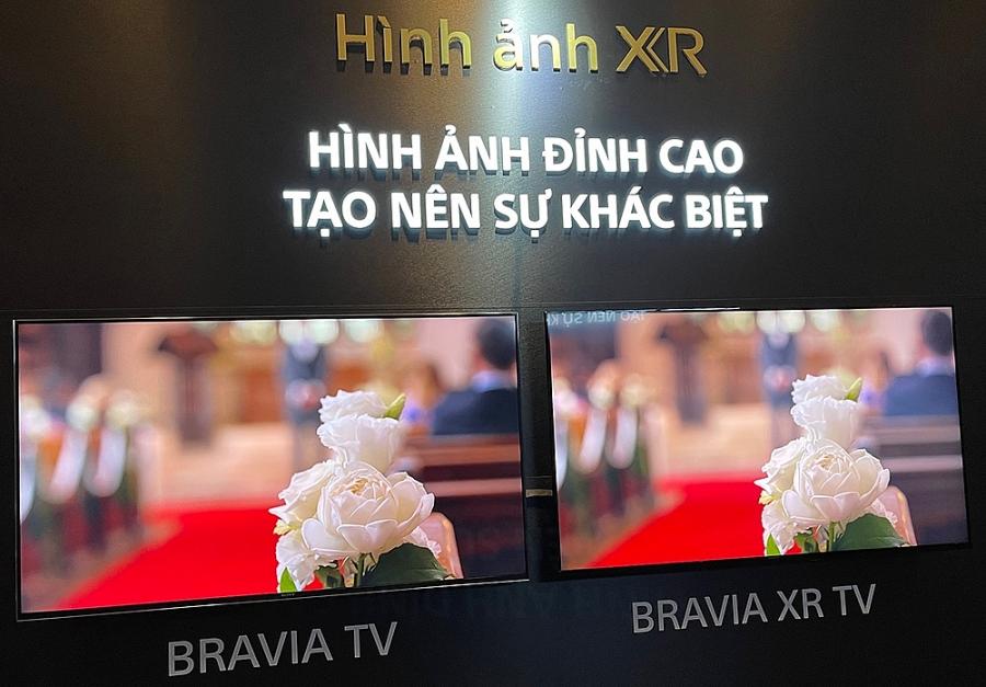 Sony Việt Nam ra mắt thế hệ TV BRAVIA XR 8K LED, 4K OLED và 4K LED mới
