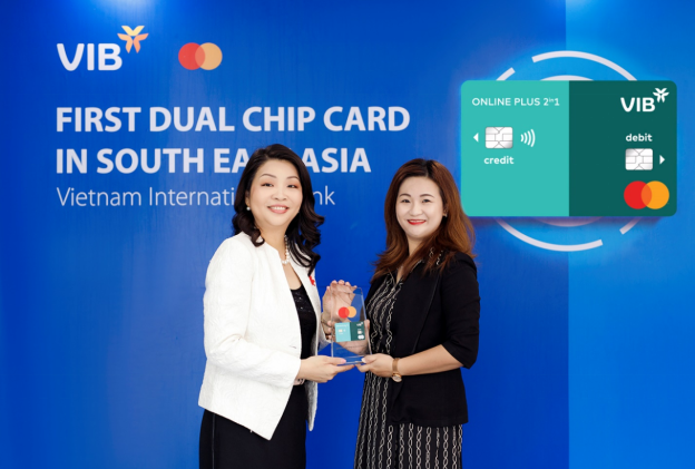 Mastercard vinh danh VIB là Ngân hàng dẫn đầu về đổi mới và sáng tạo