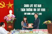 Chubb Life tài trợ 2,5 tỷ đồng xây trường học thứ 7 tại Việt Nam