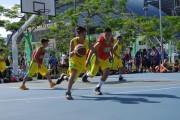 118 đội tranh tài tại giải bóng rổ Cúp Milo 2017