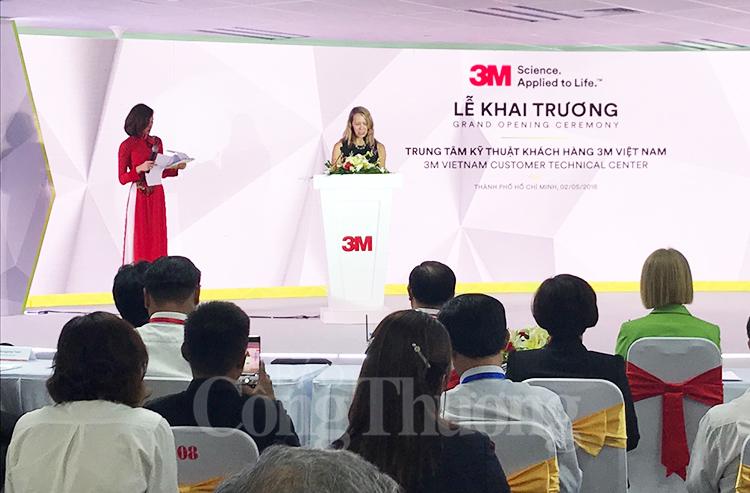 3M Việt Nam khai trương Trung tâm kỹ thuật khách hàng tại TP. Hồ Chí Minh    Khoa học Công nghệ